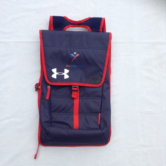 821d2d5e846f Under Armour USA Rare Backpack Laptop. M 5b5a074e12995536b0d35873